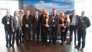 Polska delegacja na Arctic Circle Assembly 2018
