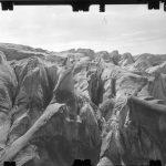 118-The POLONIA GLACIER -crevasses - panorama -63-AL