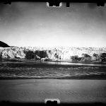 385-The POLONIA GLACIER-cliff-S view-(low tide)-21-A
