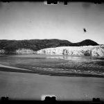 386-The POLONIA GLACIER-cliff-S view-(low tide)-21-AL